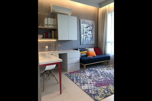 For Sale Condominium at The ERA, Segambut Freehold Unfurnished 3R/2B 622k