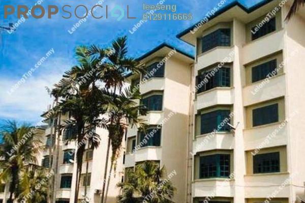 Condominium For Sale in Sunway Court, Bandar Sunway Freehold Unfurnished 3R/2B 283k