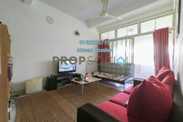 Apartment For Sale in Putri Apartment, Setiawangsa Freehold Semi Furnished 3R/2B 450k