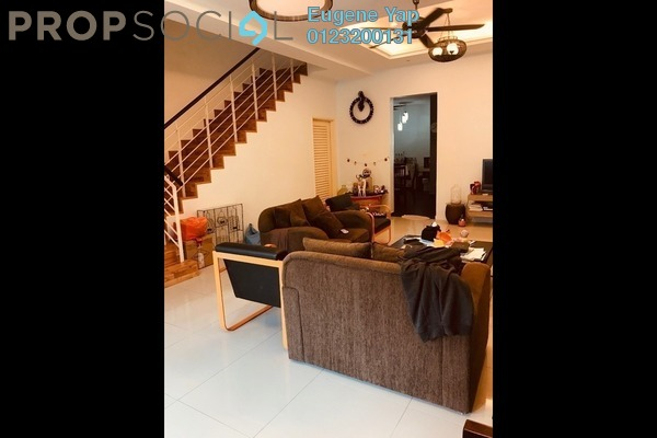 Terrace For Sale in Ukay Perdana, Ukay Freehold Fully Furnished 3R/3B 830k