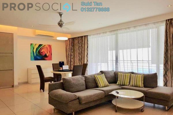 Condominium For Rent in The Westside One, Desa ParkCity Freehold Semi Furnished 3R/3B 4.6k