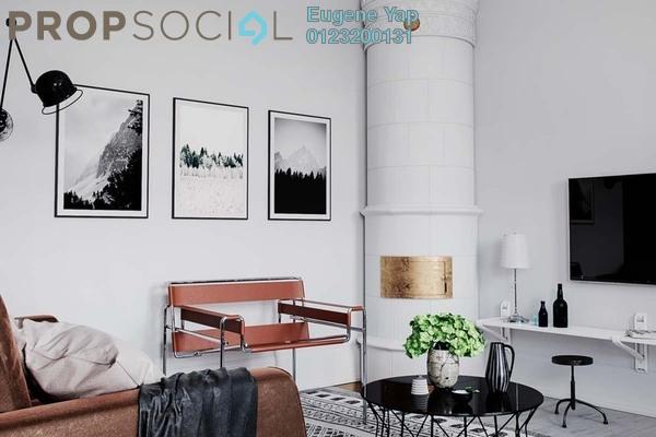 Condominium For Sale in You Vista @ You City, Batu 9 Cheras Freehold Semi Furnished 2R/2B 450k