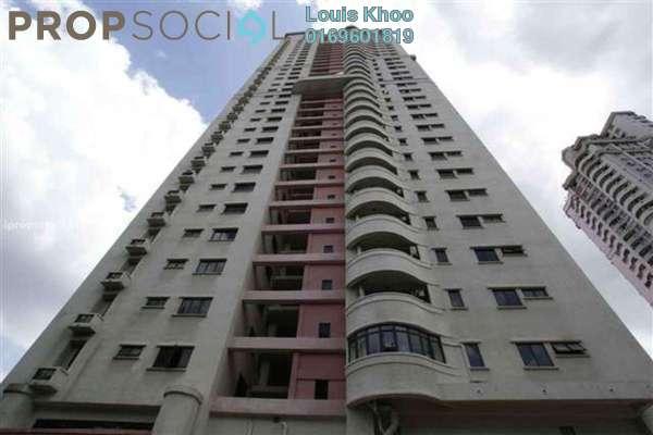 Condominium For Rent in Angkasa Impian 1, Bukit Ceylon Freehold Fully Furnished 1R/1B 1.8k