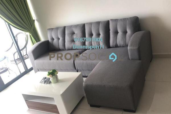 Serviced Residence For Rent in Country Garden Danga Bay, Danga Bay Freehold Fully Furnished 2R/2B 1.7k