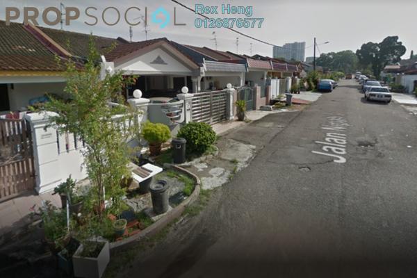 Terrace For Sale in Taman Daya, Tebrau Freehold Unfurnished 3R/2B 388k