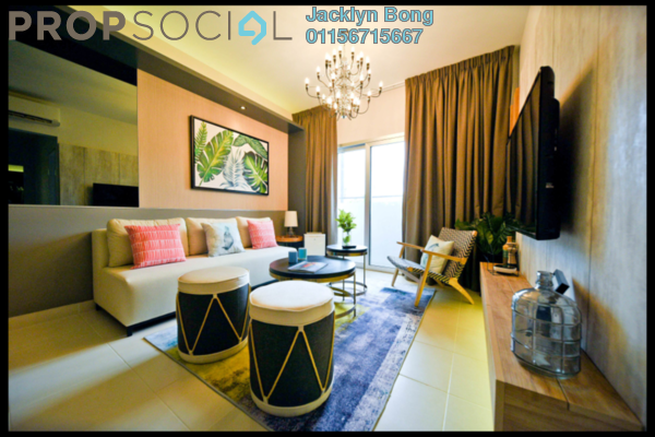 Condominium For Sale in USJ 21, UEP Subang Jaya Freehold Unfurnished 3R/2B 398k