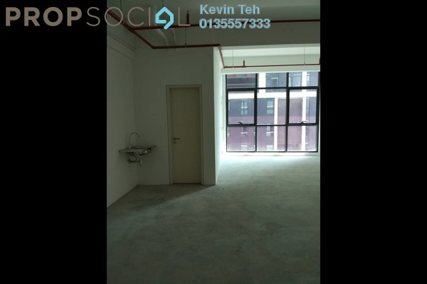 Office For Sale in Kiara 163, Mont Kiara Freehold Unfurnished 0R/0B 595k