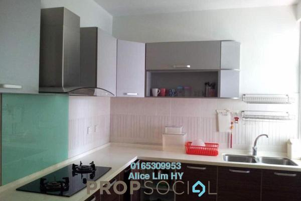 Condominium For Sale in BaysWater, Gelugor Freehold Fully Furnished 3R/2B 890k