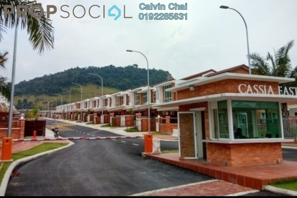 Terrace For Sale in Goodview Heights, Kajang Freehold Semi Furnished 5R/5B 760k