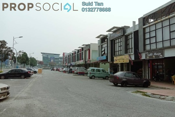 Office For Sale in The Core, Kota Damansara Freehold Unfurnished 0R/1B 500k