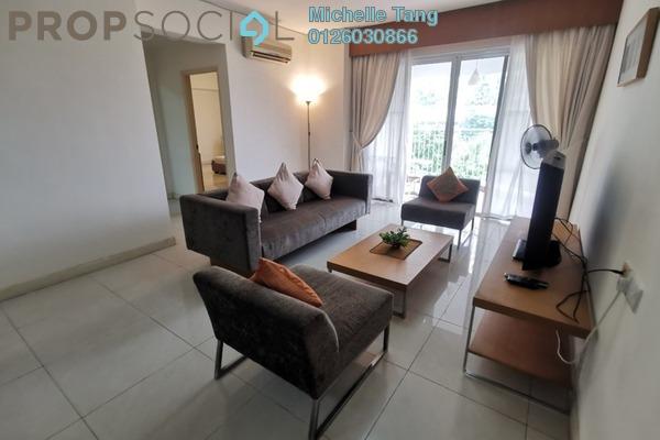 For Rent Condominium at Kiaramas Sutera, Mont Kiara Freehold Fully Furnished 3R/2B 3.2k