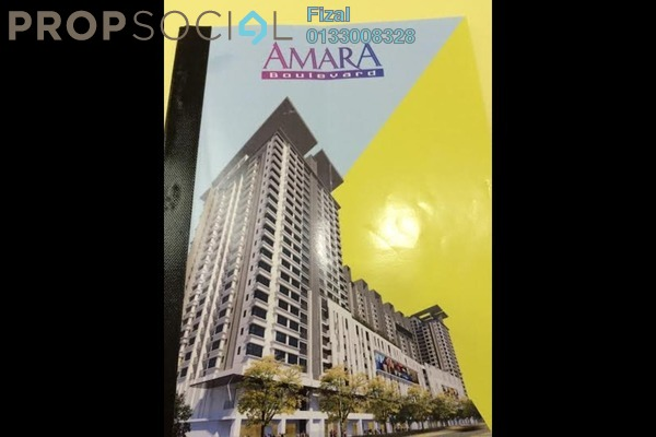 Shop For Rent in Amara, Batu Caves Freehold Unfurnished 1R/1B 3.7k