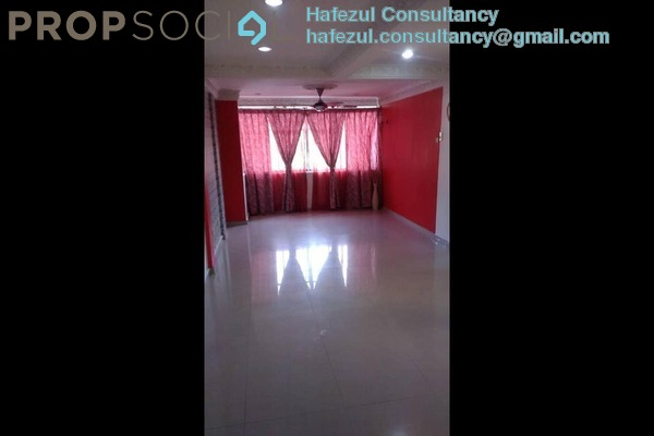Apartment For Sale in Casmaria Apartment, Batu Caves Freehold Unfurnished 3R/2B 287k