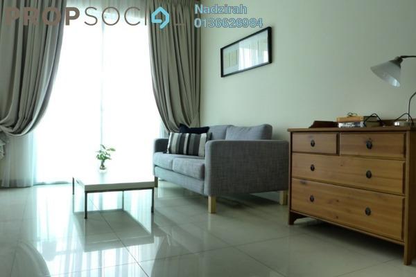 Condominium For Sale in Solaris Dutamas, Dutamas Freehold Fully Furnished 1R/1B 700k