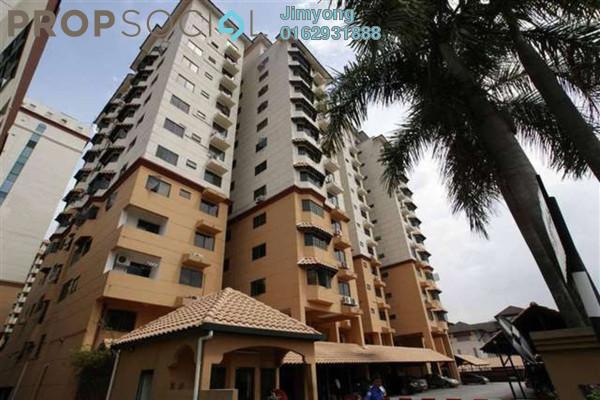 共管公寓 单位出租于 Kelana Parkview, Kelana Jaya Freehold Unfurnished 3R/2B 1.9千