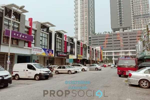 Office For Sale in The Core, Kota Damansara Freehold Unfurnished 0R/0B 500k