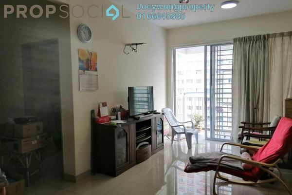 Condominium For Rent in K Boulevard, Puchong Freehold Fully Furnished 3R/2B 1.1k