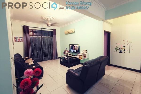 Condominium For Sale in Diamond Residences, Setapak Freehold Semi Furnished 5R/4B 580k