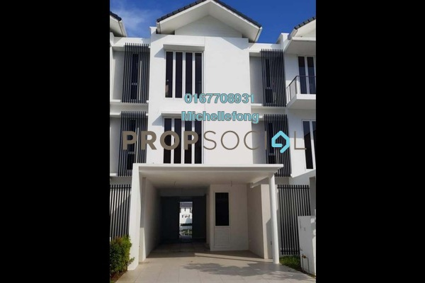 Semi-Detached For Sale in Emerald Bay, Puteri Harbour Freehold Semi Furnished 4R/4B 5m