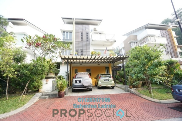 Semi-Detached For Sale in Ampang 971, Ampang Hilir Freehold Semi Furnished 5R/4B 1.55m
