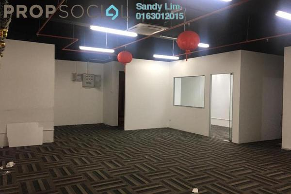For Rent Office at Vertical Suites, Bangsar South Freehold Semi Furnished 0R/1B 5.6k