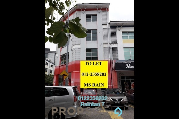 Shop For Rent in Plaza Dwitasik, Bandar Sri Permaisuri Freehold Unfurnished 0R/2B 9.5k