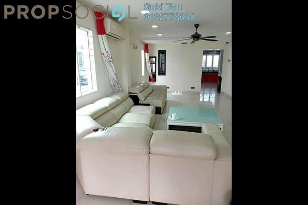 Terrace For Rent in Taman Selayang Jaya, Selayang Freehold Semi Furnished 3R/2B 2.1k