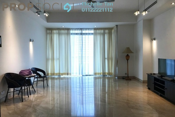 Condominium For Rent in Stonor Park, KLCC Freehold Fully Furnished 3R/4B 8.2k