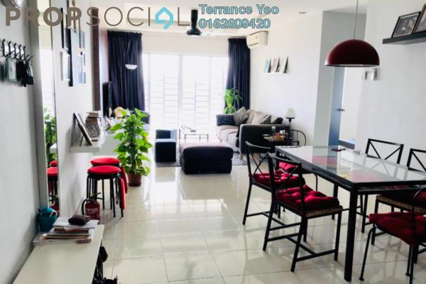 Condominium For Rent in Koi Kinrara, Bandar Puchong Jaya Freehold Fully Furnished 3R/2B 1.8k