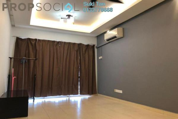 Serviced Residence For Rent in Plaza Medan Putra, Bandar Menjalara Freehold Semi Furnished 3R/2B 1.5k