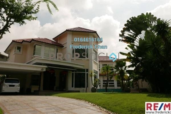 Bungalow For Rent in Bukit Gita Bayu, Seri Kembangan Freehold Semi Furnished 8R/7B 18k