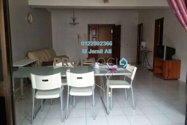 Condominium For Rent in Angkasa Impian 1, Bukit Ceylon Freehold Fully Furnished 1R/1B 1.9k