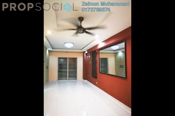 Condominium For Rent in Langat Jaya, Batu 9 Cheras Freehold Semi Furnished 3R/2B 980translationmissing:en.pricing.unit