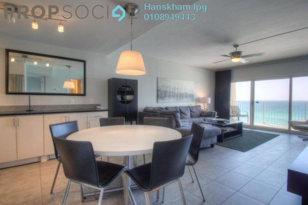 Condominium For Sale in Henna Residence @ The Quartz, Wangsa Maju Freehold Semi Furnished 3R/2B 420k