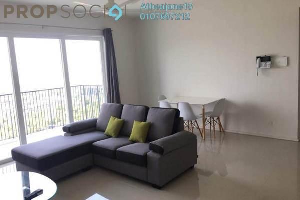 Condominium For Rent in Verdi Eco-dominiums, Cyberjaya Freehold Fully Furnished 3R/3B 2.7k