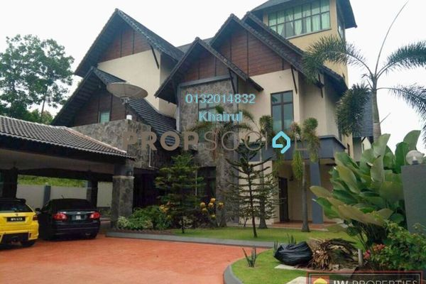 Bungalow For Sale in Country Heights Kajang, Kajang Freehold Fully Furnished 8R/9B 5.55m