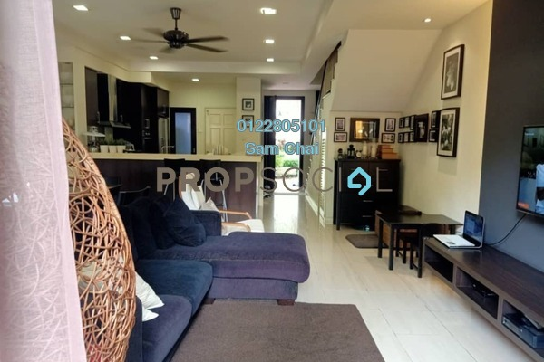 Villa For Sale in Adora, Desa ParkCity Freehold Fully Furnished 3R/3B 1.5m