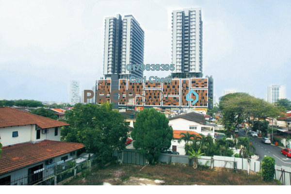 Serviced Residence For Sale in Seventeen Residences, Petaling Jaya Freehold Semi Furnished 1R/1B 500k