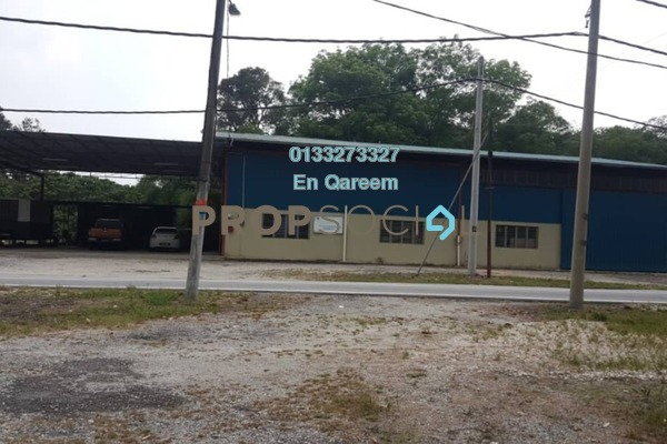 Factory For Rent in Tamu Hill Park, Batang Kali Freehold Unfurnished 0R/0B 3.5k