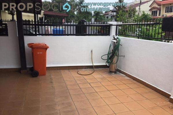Terrace For Sale in SS4, Kelana Jaya Freehold Semi Furnished 3R/2B 670k