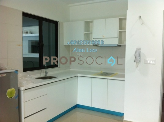 Serviced Residence For Sale in Hedgeford 10 Residences, Wangsa Maju Freehold Semi Furnished 1R/1B 345k