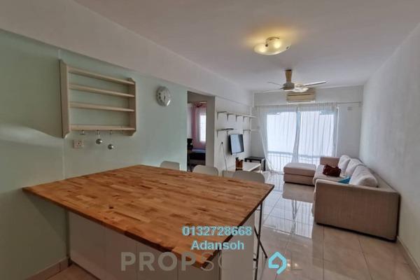 For Sale Condominium at Anggun Puri, Dutamas Freehold Fully Furnished 3R/2B 420k