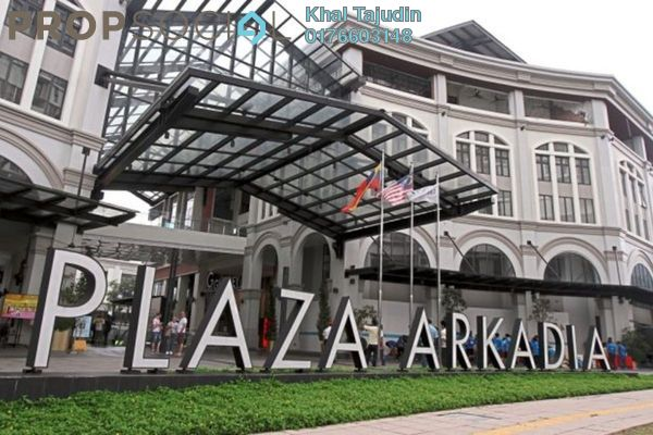 Office For Rent in Plaza Arkadia, Desa ParkCity Freehold Fully Furnished 0R/0B 2k
