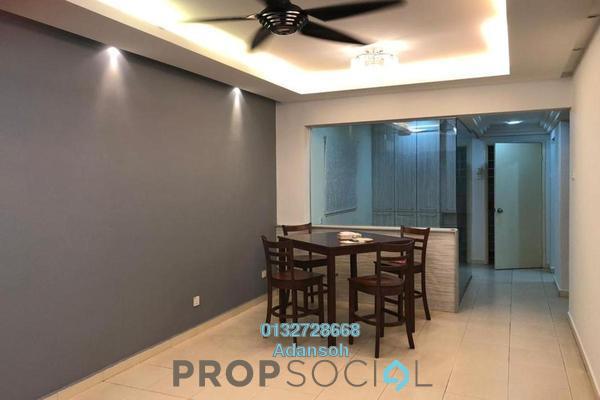 For Rent Apartment at Plaza Medan Putra, Bandar Menjalara Freehold Semi Furnished 3R/2B 1.5k