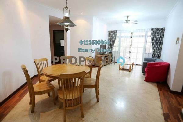 Condominium For Rent in Kampung Warisan, Setiawangsa Freehold Fully Furnished 3R/2B 2.8k