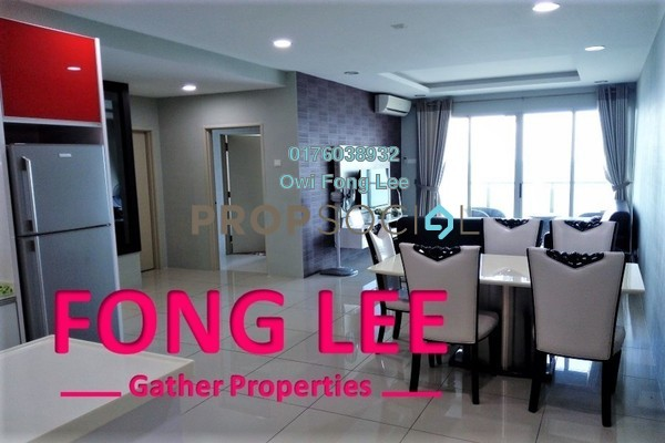 Condominium For Sale in Island Resort, Batu Ferringhi Freehold Fully Furnished 3R/2B 650k