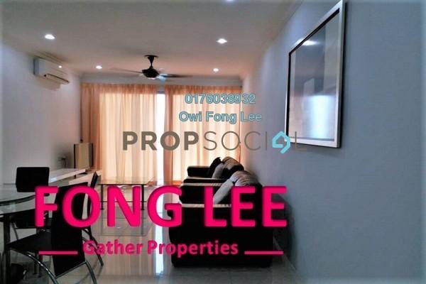 Condominium For Rent in Island Resort, Batu Ferringhi Freehold Fully Furnished 3R/2B 1.7k