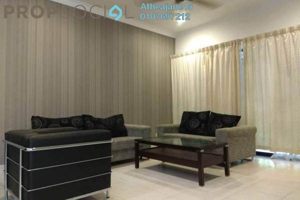 Condominium For Rent in D'Melor, Cyberjaya Freehold Fully Furnished 3R/2B 1.85k