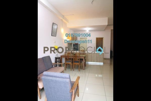 Condominium For Sale in Palazio, Tebrau Freehold Semi Furnished 3R/2B 358k