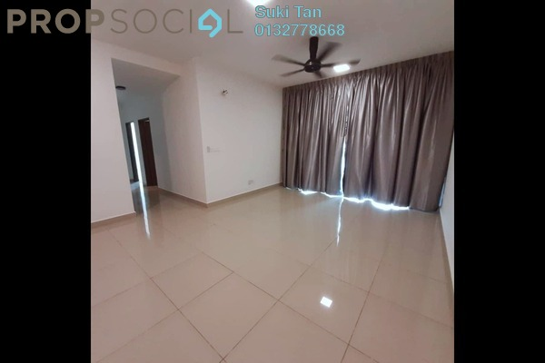 Condominium For Rent in The Henge Residence, Kepong Freehold Semi Furnished 0R/0B 1.5k